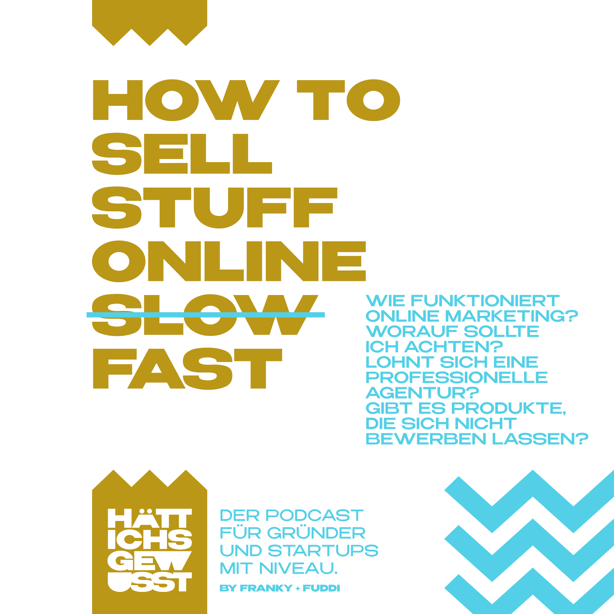 Folge 6 – How to sell stuff online fast
